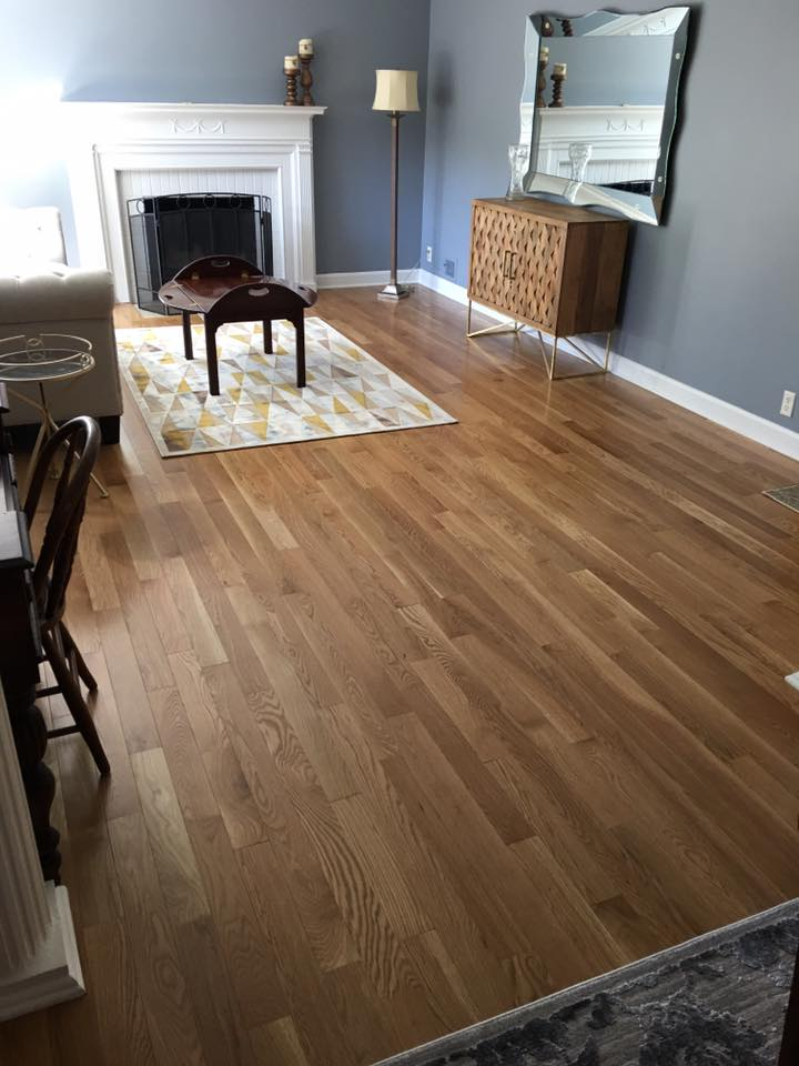 Home Full Circle Hardwood Floors