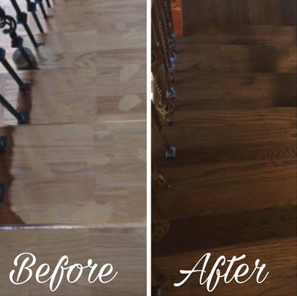 hardwood-floor-staining