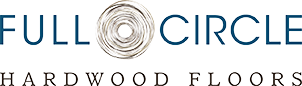 Full Circle Hardwood Floors Logo