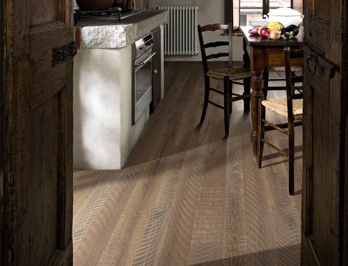 Luxury Waterproof Vinyl Plank Flooring